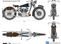 Brough Superior special