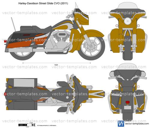 Harley-Davidson Street Glide CVO