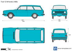 Ford 12 M Kombi