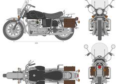 Moto Guzzi V 850 California