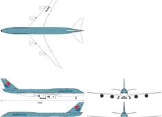 Boeing 747-8B5 HL7632 Korean Air