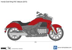 Honda Gold Wing F6C Valkyrie