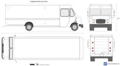Freightliner MT45 Van