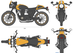 Triumph Speed Cup