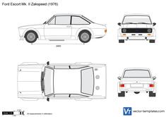 Ford Escort Mk. II Zakspeed