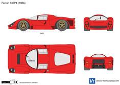 Ferrari 330P4
