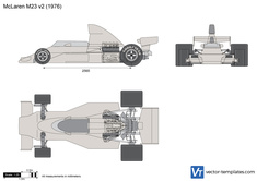 McLaren M23 v2