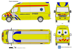 Dutch Ambulance