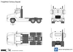 Freightliner Century Daycab