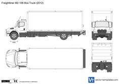 Freightliner M2 106 Box Truck