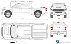 Toyota Tundra Double Cab TRD