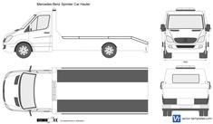 Mercedes-Benz Sprinter Car Hauler