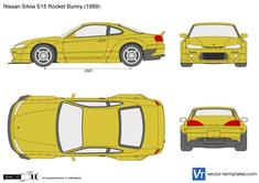 Nissan Silvia S15 Rocket Bunny