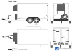 Cooled Trailer