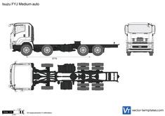 Isuzu FYJ Medium auto