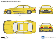 BMW M3 E36 Horizon Edition