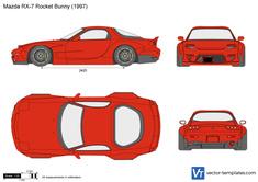 Mazda RX-7 Rocket Bunny