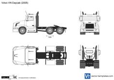 Volvo VN Daycab