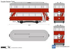 Double Decker Tram