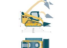 Caterpillar 249D Compact Track Loader