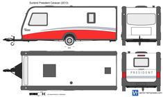 Sunbird President Caravan
