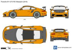 Porsche 911 GT3 RS Wiessach