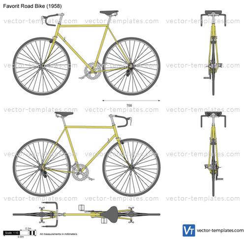 Favorit Road Bike
