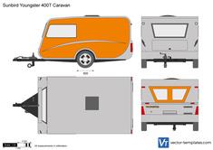Sunbird Youngster 400T Caravan