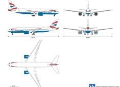 Boeing 777-236[ER] British Airways