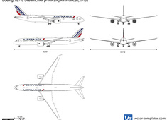 Boeing 787-9 DreamLiner [F-HRBA] Air France