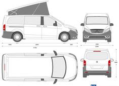 Mercedes-Benz V-Class Marco Polo Activity