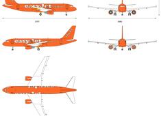 Airbus A320-200 EasyJet