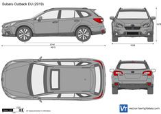 Subaru Outback EU