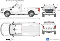 Ford Ranger XL Single Cab