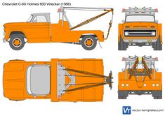 Chevrolet C-60 Holmes 600 Wrecker