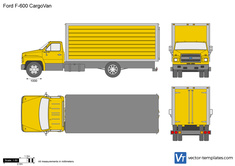 Ford F-600 CargoVan