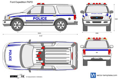 Ford Expedition PAPD