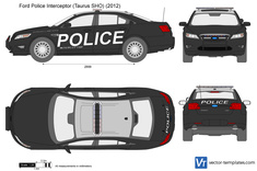 Ford Police Interceptor (Taurus SHO)