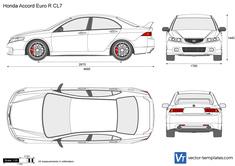 Honda Accord Euro R CL7