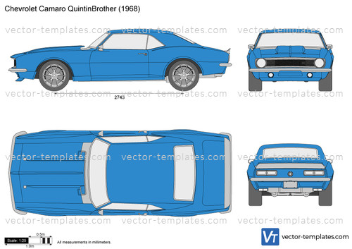 Chevrolet Camaro QuintinBrother