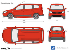 Renault Lodgy ISA