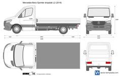 Mercedes-Benz Sprinter dropside L2