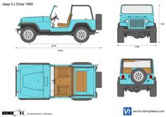 Jeep CJ Dixie
