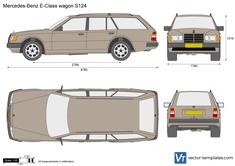Mercedes-Benz E-Class wagon S124