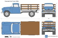 Chevrolet 2-ton Truck