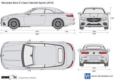 Mercedes-Benz E-Class Cabriolet Sports
