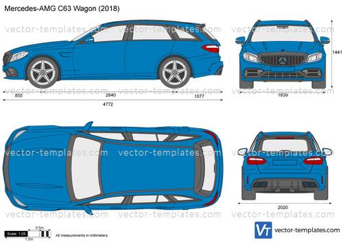 Mercedes-AMG C63 Wagon