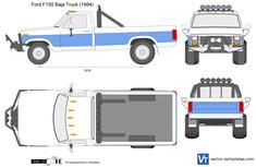 Ford F150 Baja Truck