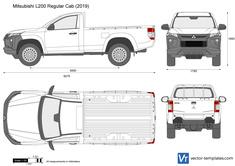 Mitsubishi L200 Regular Cab