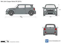 Mini John Cooper Works GP R56